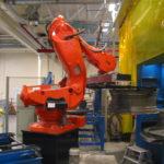 robotværktøj til fælge