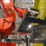 robotværktøj til hjul