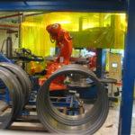 robotter arbejder sammen