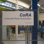 CoRA corporate robot automation