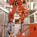 loftmonteret robot