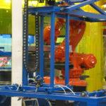 robot flytter fælge