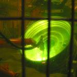 robot welding a wheel