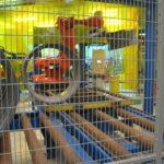 robot handling rims